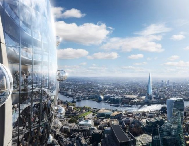 The Tulip will be the new architectural wonder of London