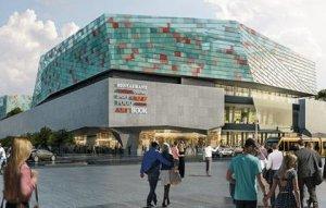 Etele Pláza új budapesti bevásárlóközpont és irodaház