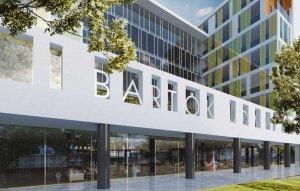 Bartók Courtyard Office Complex Buda