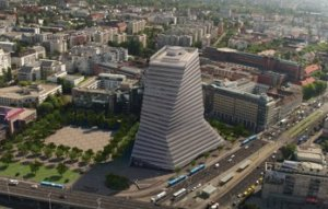 New Office Buillding in Budaoest